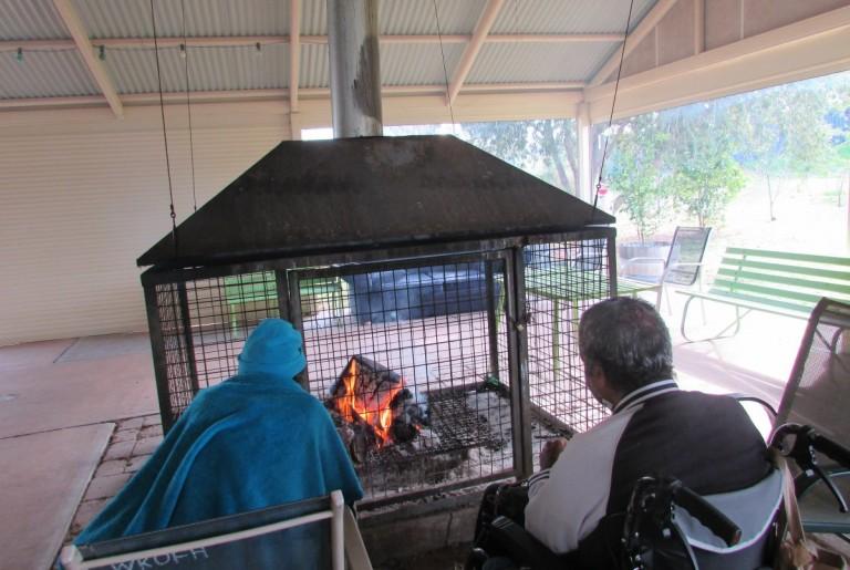 Wami Kata Residents